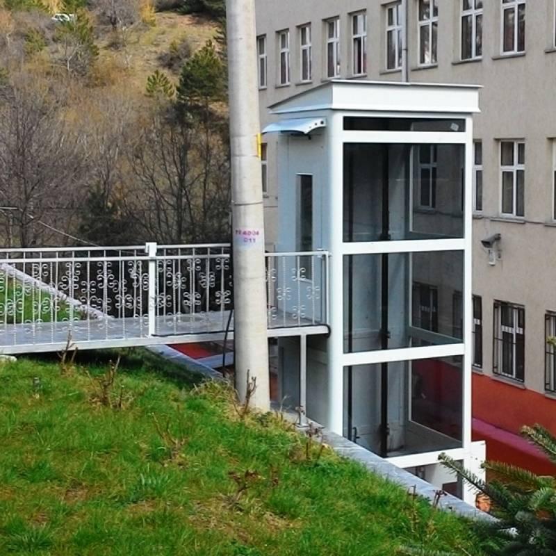 Villa Tipi Asansör